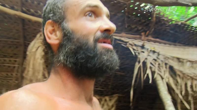 Выживание без купюр 1 сезон 3 серия Необитаемый остров часть 3 HD