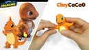 Pokemon Charmander Clay : Detective Pikachu (Warner Bros. Pictures) - Clay art No.0007