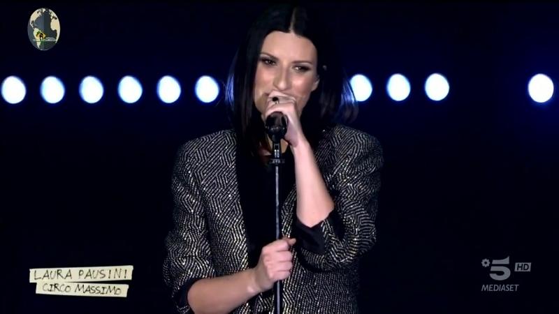 Máfia Pausiniana Laura Pausini Medley Lultima cosa che ti devo Con la musica alla radi