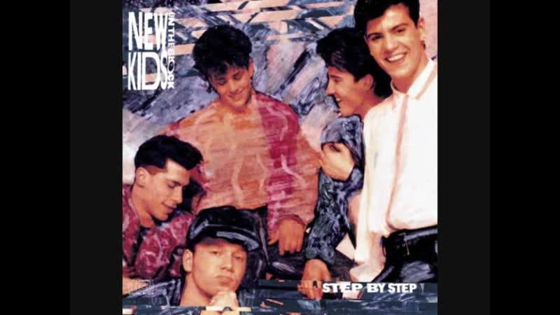 New Kids On The Block Step By Step Swiftness 01 25 Version Edit By COLUMBIA Records INC LTD