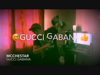 "Mcchestar ""gucci gabana"" (official music 🎵 video by apple 🍎 california united states 🇺🇸)"