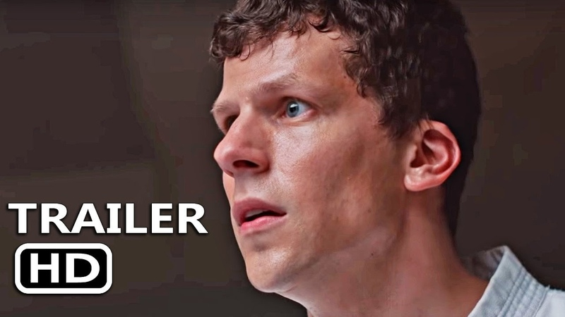 THE ART OF SELF DEFENSE Official Trailer 2 2019 Jesse Eisenberg Comedy Movie