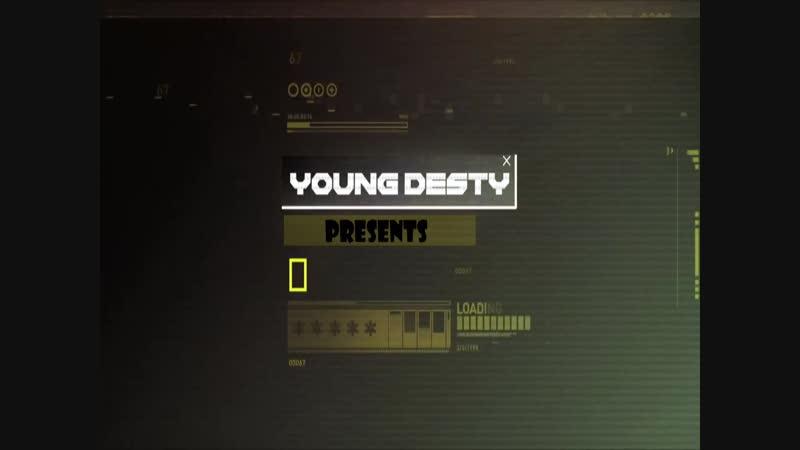 Зацен микстейпа Main author Young Desty версия explicit