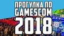 Поездка на gamescom 2018