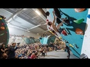 Hangar Masters Bouldering Competition, Brno, Feb 23rd 2019