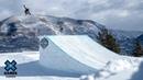 Kelly Sildaru wins Women's Ski Slopestyle gold X Games Aspen 2019