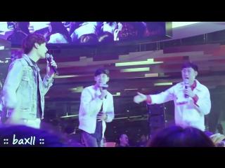 170122 Singto_u0026Krist - K-Celeb Show Time @ Show DC