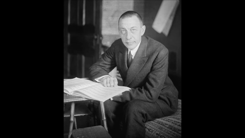Rachmaninoff plays Chopin Sonata in B-flat minor, op. 35