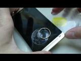 Ремонт телефона в США. Я В ШОКЕ.Кто так делает_ Замена дисплея HTC ONE M7 (801e).mp4