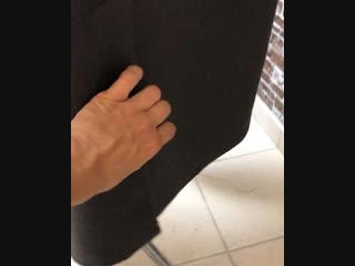 Серое пальто для Стилиста Кристины Медведевой