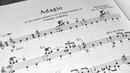 Adagio Tomaso Albinoni arr Tamaki Otani classic guitar