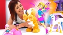 Маша Капуки и фея Мими - все серии с Барби и Эмили.