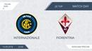 AFL 18. Italian Serie A 2018. Day 20. Internazionale - Fiorentina.