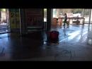 Потоп в ТЦ Аврора