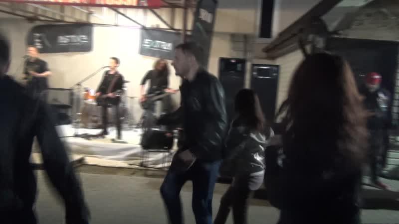 группа Без Понтов КиШ Охотник cover Открытие МотоСезона 2019 ClubHouse 04 05 2019