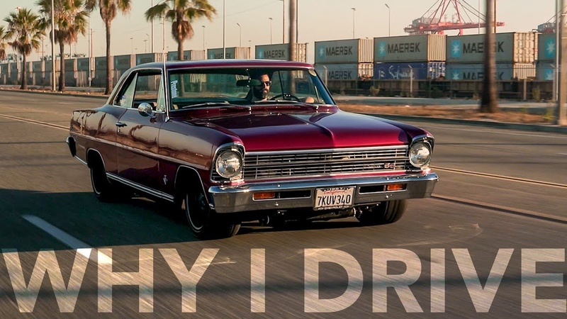 '67 Chevy Nova SS connects him to his past, present, future | Why I Drive - Ep. 10