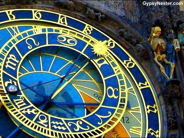 The Amazing Astronomical Clock of Prague