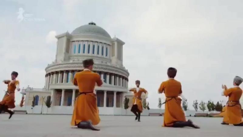 Чеченский государственный фольклорный ансамбль песни и танца Нохчо