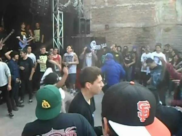 STILL ON WARPATH @RUTHLESS FESTIVAL 2012