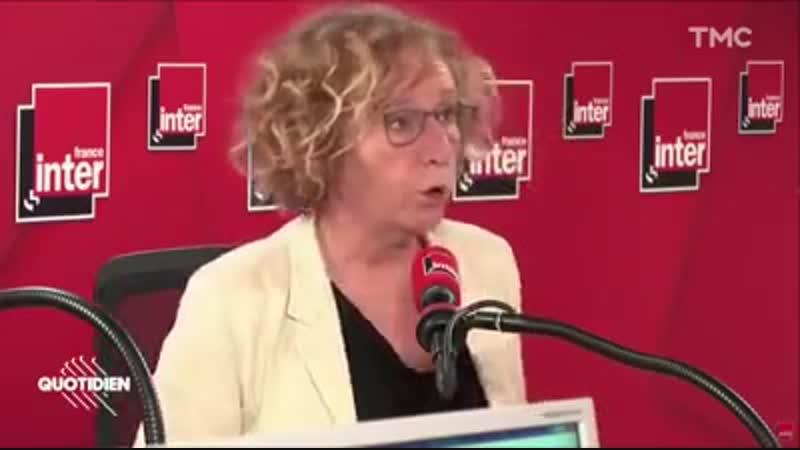 Muriel Pénicaud incompréhensible