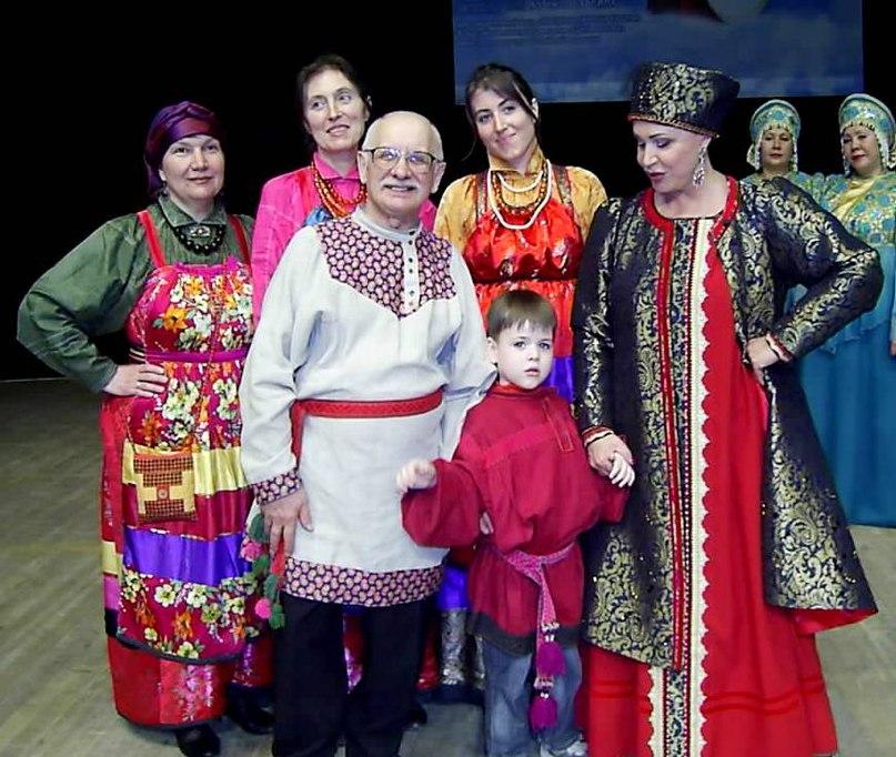 """Афиша Новосибирск Юбилей """"РАДОНИЦЫ"""""""