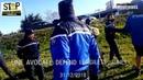 Intervention d'une avocate contre la gendarmerie à Auchan Le Pontet