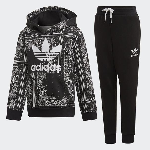 Комплект: брюки и худи Bandana