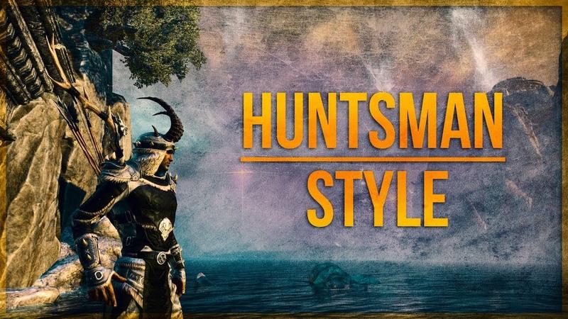 ESO Huntsman Motif - Showcase of the Huntsman Style in The Elder Scrolls Online