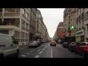 BUS DE PARIS RATP - LIGNE 87 de Porte de REUILLY à CHAMPS DE MARS