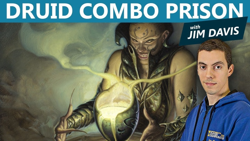 MTG: Modern Druid Combo Prison with Jim Davis