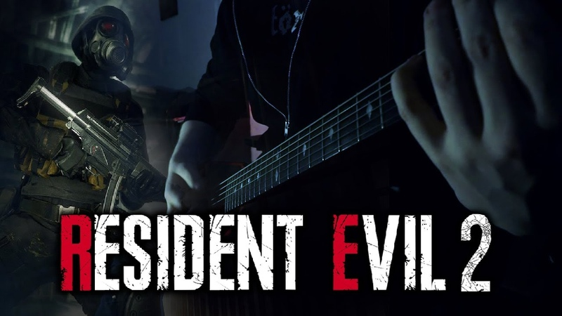 Resident Evil 2 Remake - HUNK Theme Metal Remix / Cover (Looming Dread)