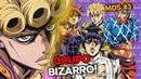 O Grupo MAIS BIZARRO dos ANIMES! | MDS 3
