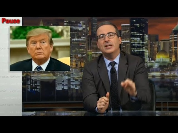 [FULL] Last Week Tonigth with John Oliver 22419 - Trump's N K Tweets