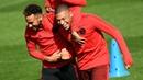 Funny Moments in Training ● Neymar Mbappe Ronaldo Messi
