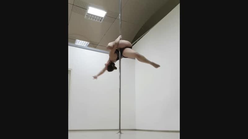 Людмила Букрина. Pole dance fitness | Kats dance studio
