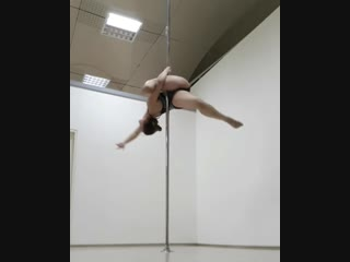 Людмила Букрина. Pole dance fitness | Kat's dance studio