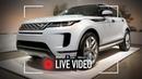 Range Rover Evoque, la nuova generazione vista dal vivo!