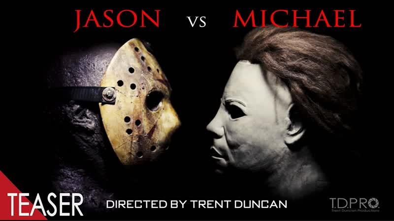 JASON VOORHEES VS MICHAEL MYERS Trailer (2015) Fan Film Directed by Trent Duncan