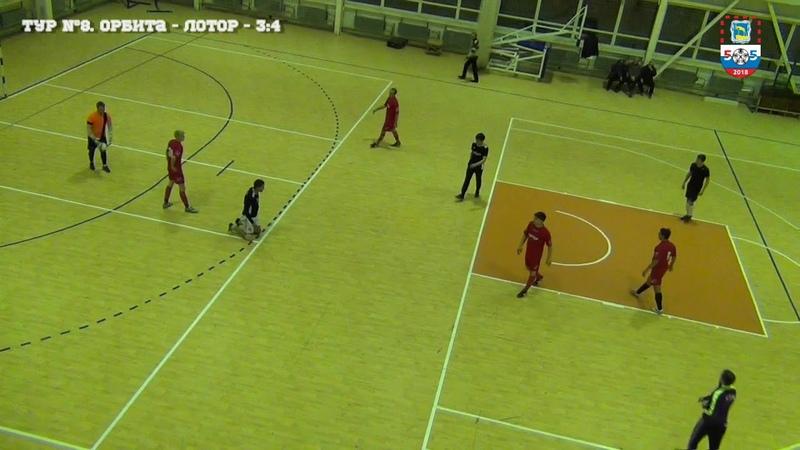 Тур №8 Чемпионат Миасса по мини футболу в зале