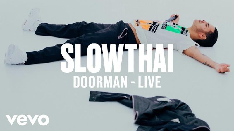 Slowthai - Doorman (Live)   Vevo DSCVR ARTISTS TO WATCH 2019