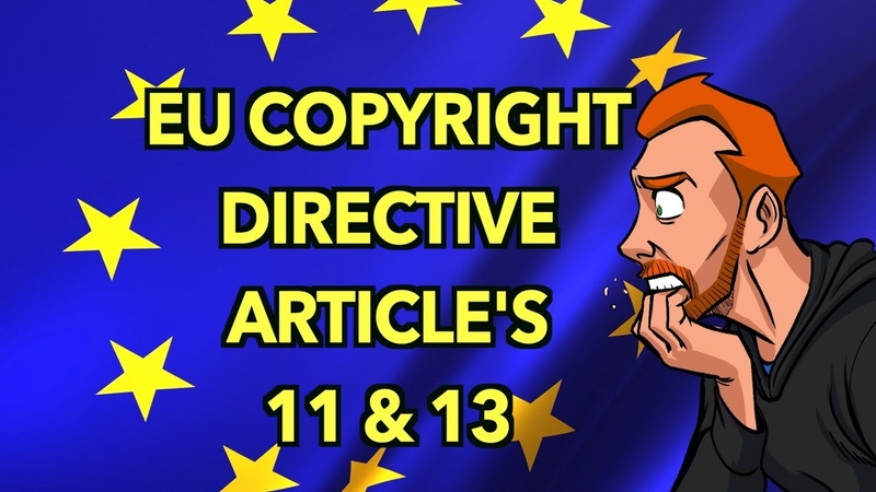 The EU Copyright Directive is Actually Getting Worse