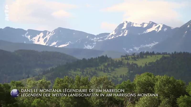 Invitation au voyage - Le Montana de Jim Harrison Bali Verdu