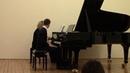 12/17/2018 Master class by M. Marchenko with M. Zaichikov in the J. Haydn Children's Music School