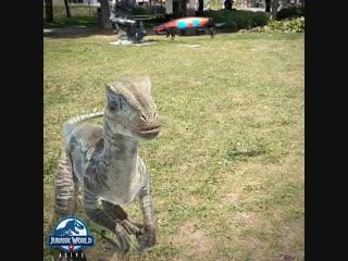 Как ловить ДНК динозавра с квадрокоптера