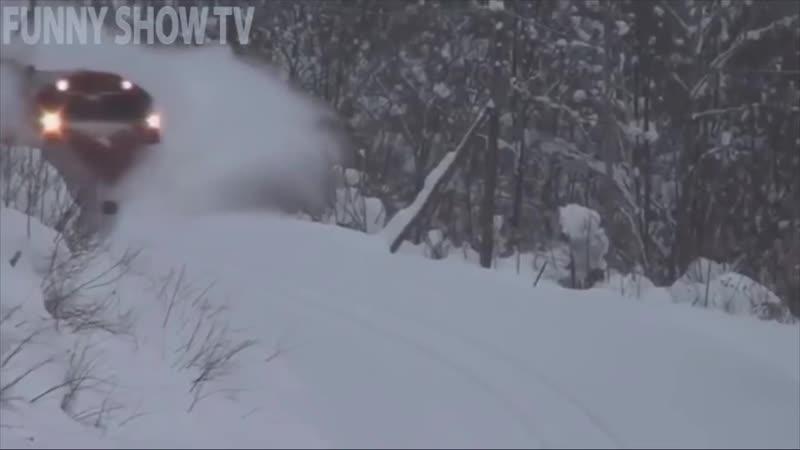 Мощные снегоуборочные поезда разных стран мира. Powerful Snow Trains
