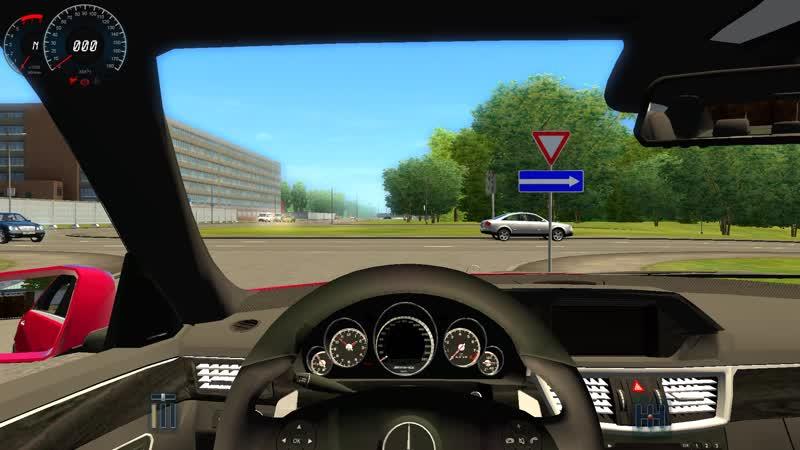 Mercedes-Benz E-klasse AMG