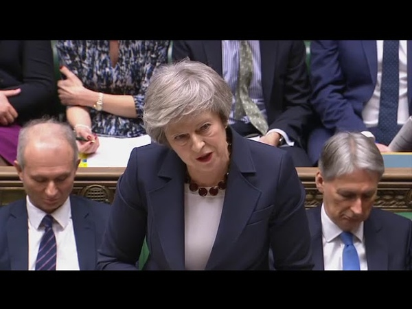 Prime Ministers Questions 9 January 2019