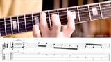 Neo Soul Guitar Minor Lick GUITAR LESSON TV
