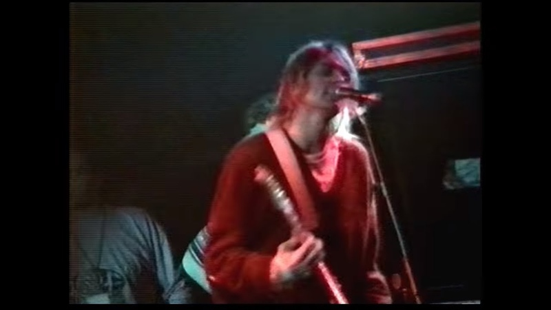 Nirvana (live concert) - December 2nd, 1991, The Mayfair, Newcastle upon Tyne, United Kingdom