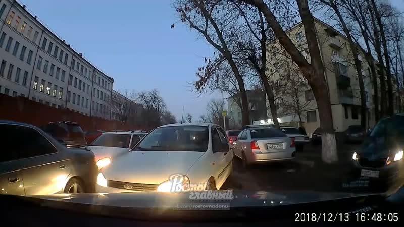 Автохам на Калине 13.12.2018 Ростов-на-Дону Главный